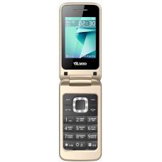 Телефон Olmio F18 золотой