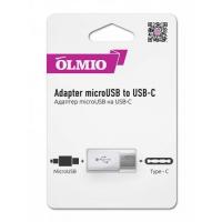 Адаптер Partner/Olmio microUSB to Type-C