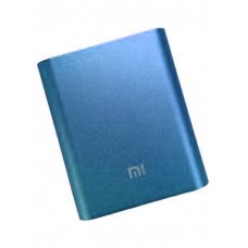 ЗУ Power Bank MI 10400 mAh голубое