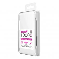 ЗУ Power Bank Partner/Olmio Slim Design 10000 mAh белый