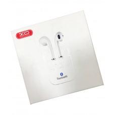Bluetooth-наушники XO F20 (аналог AirPods) белые