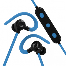 Bluetooth-наушники Gorsun E56 внутриканальные голубые