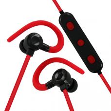 Bluetooth-наушники Gorsun E56 внутриканальные красные