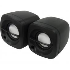 Колонки USB Oxion 2x2WT (50) настольные черные