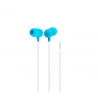 Наушники Oxion EPO101 в блистере голубые