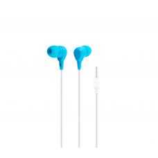 Наушники Oxion EPO102 в блистере голубые