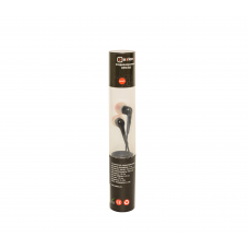 Наушники Oxion EPO303 в пластиковой тубе черные