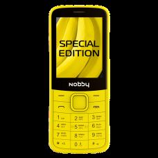Телефон Nobby 220 банановый