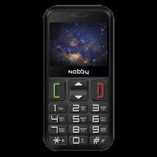 Телефон Nobby 240B черный