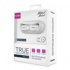 Bluetooth-наушники Partner/Olmio True TWE-02 белые