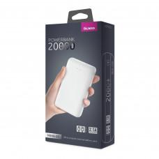ЗУ Power Bank Partner/Olmio Mini 20000 mAh белый