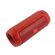 Bluetooth-колонка Red Line Tech BS-02 красная