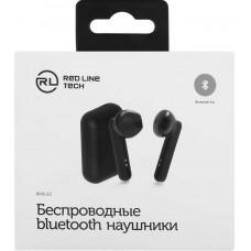 Bluetooth-наушники Red Line BHS-22 черный