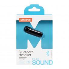Bluetooth-гарнитура Maverick BT-01 черный глянец