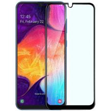 Стекло защитное BmCase 5D Full Glue для Samsung A31 (2020) черное