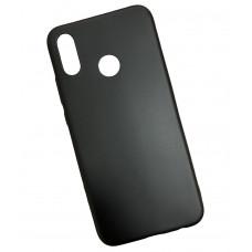 Накладка силиконовая BmCase для Samsung A720/A7 (2017) силиконовая черная