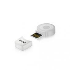 Картридер Oxion USB 2.0 microSD до 32GB белый