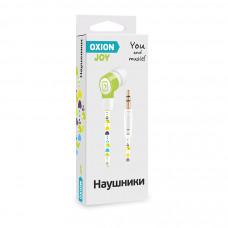 Наушники Oxion JOY зеленые