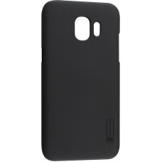 Накладка силиконовая CaseGuru Soft-Touch 0.5mm для Samsung Galaxy J2 2018 черная
