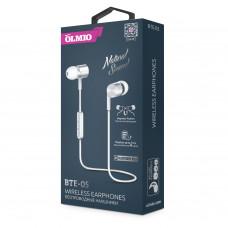 Bluetooth-наушники Partner/Olmio BTE-05 белые