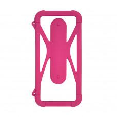Чехол-бампер универсальный Partner/Olmio 4.5-6.5 #2 розовый