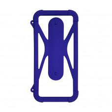 Чехол-бампер универсальный Partner/Olmio 4.5-6.5 #2 синий