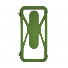 Чехол-бампер универсальный Partner/Olmio 4.5-6.5 #2 зеленый хаки