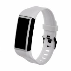 Фитнес-браслет Smarterra FitMaster 5 белый+серый ремешок