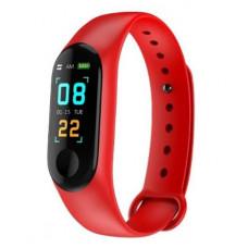 Фитнес-браслет Smarterra Fitmaster Color красный