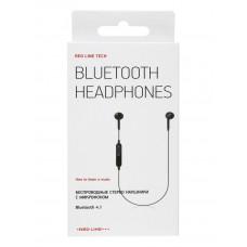 Bluetooth-наушники Red Line BHS-01 черный