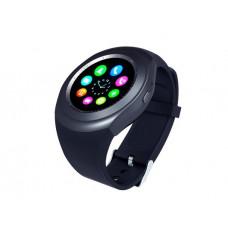 Умные часы Smarterra SmartLife R (с поддержкой SIM) черные