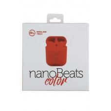 Bluetooth-наушники Red Line BHS-14 оранжевые