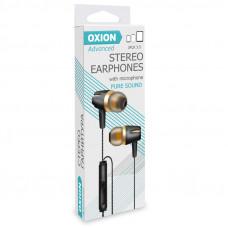 Наушники-гарнитура Oxion HS103 черный