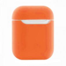 Чехол силиконовый BmCase для AirPods #15 оранжевый