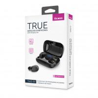 Bluetooth-наушники Partner/Olmio True TWE-04 черные