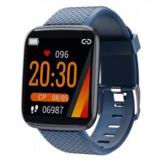 Умные часы Smarterra Fitmaster AURA синие