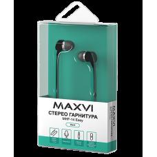 Наушники с микрофоном Maxvi MHF-14 Easy черные