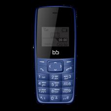 """Телефон BB 1 (1,44"""", 600mAh, 2 SIM) темно-синий"""