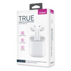 Bluetooth-наушники Partner/Olmio True TWE-09 белые