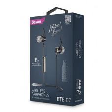Bluetooth-наушники Partner/Olmio BTE-07 черные