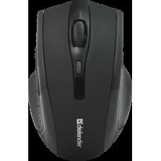 Мышь беспроводная Defender Accura MM-665 6 кнопок, 800-1600dpi черная