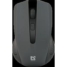 Мышь беспроводная Defender Accura MM-935 4 кнопки, 800-1600dpi серая