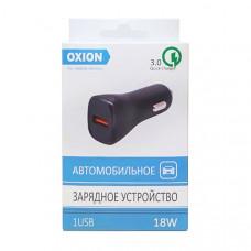 АЗУ Oxion 30W 5.4A двухпортовое черное
