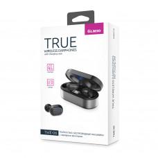 Bluetooth-наушники Partner/Olmio True TWE-06 серые