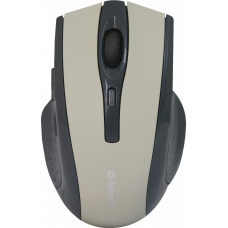 Мышь беспроводная Defender Accura MM-665 6 кнопок, 800-1600dpi серая