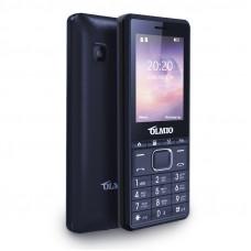 """Телефон Olmio A25 (2,4"""", 800mAh, 2 SIM, кнопки быстрого доступа) черно-синий"""