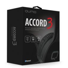 Bluetooth-наушники полноразмерные Qumo Accord 3 BT-0020 черные