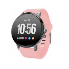 Умные часы JET SPORT SW-1 розовые+серебро