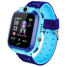 Умные детские часы Prolike PLSW12 (с поддержкой SIM) голубые
