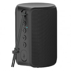 Bluetooth-колонка Partner/Olmio Splash (5Вт, защита IPX7, 1800 mAh, до 15 часов) черная